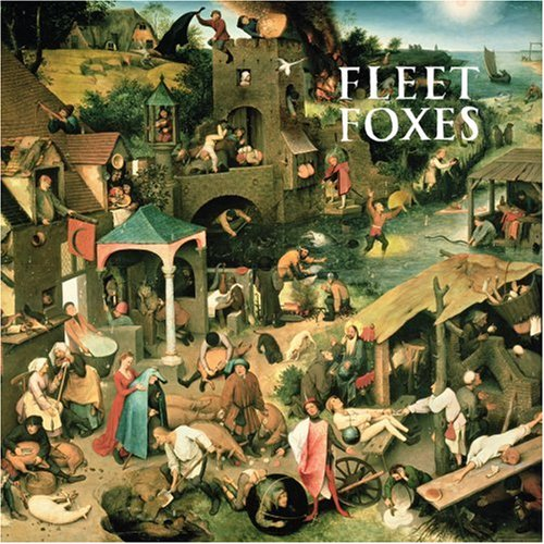 Fleet Foxes Ragged Wood cover art