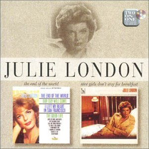 Julie London Fly Me To The Moon (In Other Words) cover art