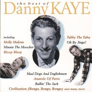 Danny Kaye The Inch Worm cover art