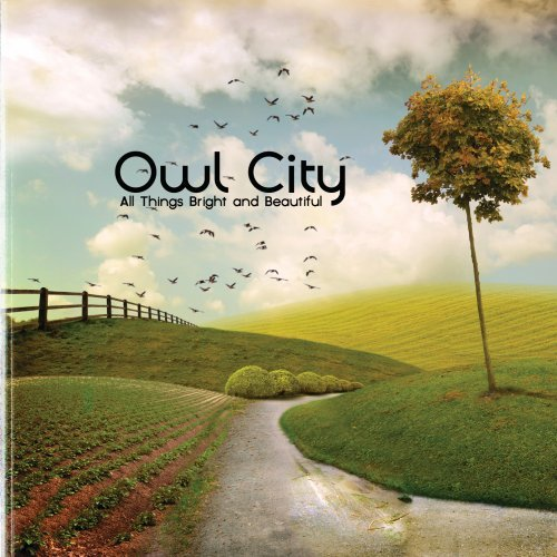 Owl City The Real World cover art