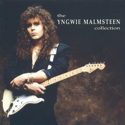 Yngwie Malmsteen Hold On cover art