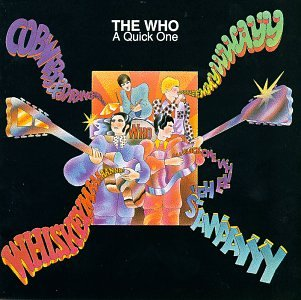 The Who So Sad About Us cover art