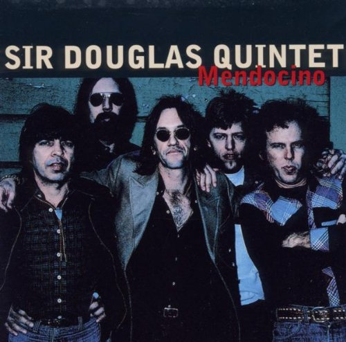 The Sir Douglas Quintet She's About A Mover cover art