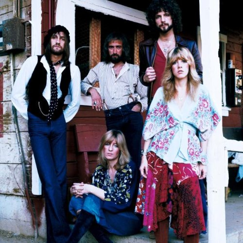 Fleetwood Mac Rhiannon cover art