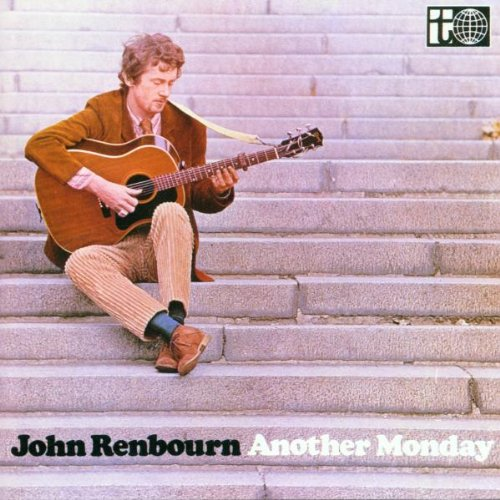 John Renbourn Nobody's Fault But Mine cover art
