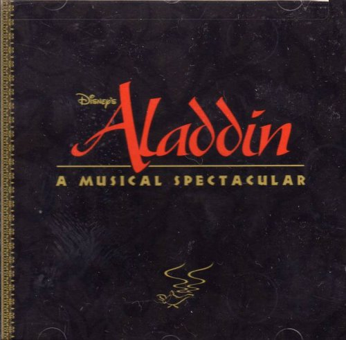 Alan Menken Aladdin (Marketplace) cover art