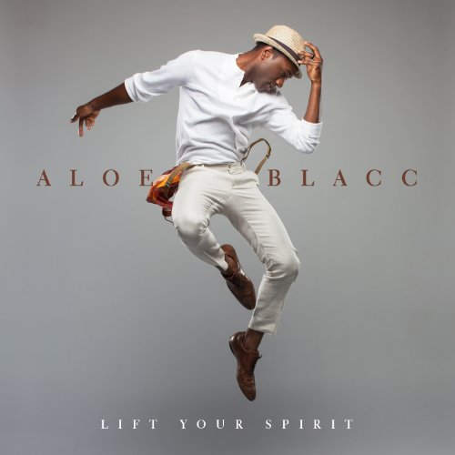 Aloe Blacc Here Today cover art