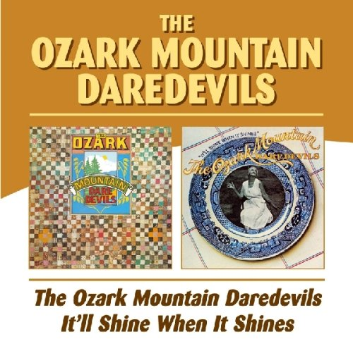 Ozark Mountain Daredevils Jackie Blue cover art