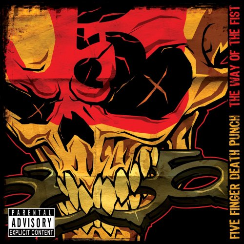 Five Finger Death Punch The Bleeding cover art