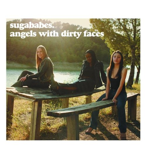 Sugababes Angels With Dirty Faces cover art