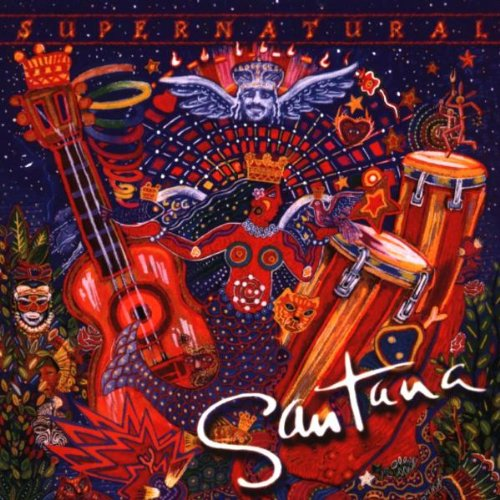 Santana Corazon Espinado cover art