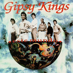 Gipsy Kings Baila Me cover art