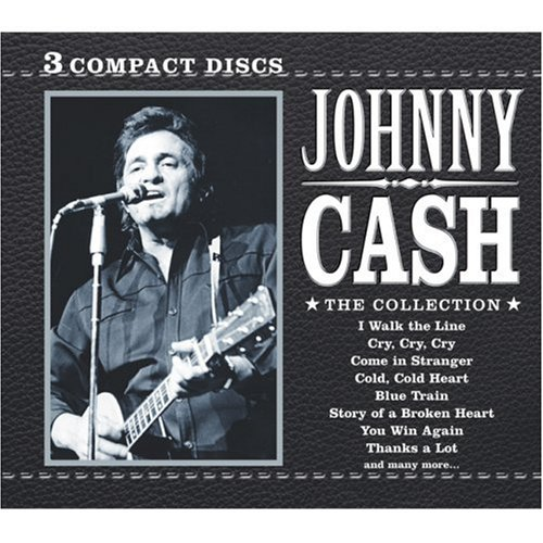Johnny Cash Luther's Boogie (Luther Played The Boogie) cover art