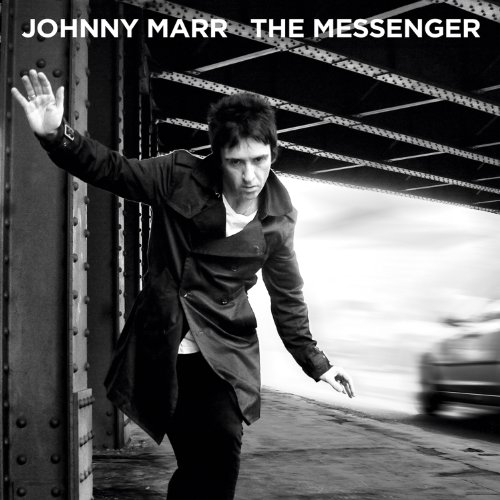 Johnny Marr Word Starts Attack cover art