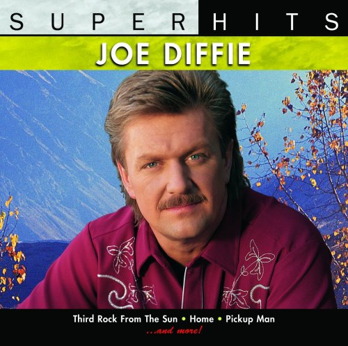 Joe Diffie If The Devil Danced cover art