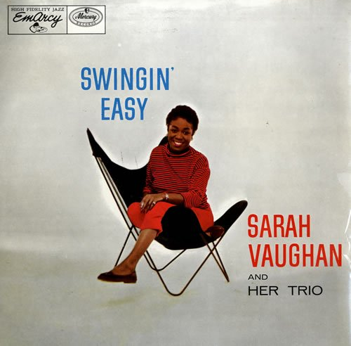 Sarah Vaughan Body And Soul cover art