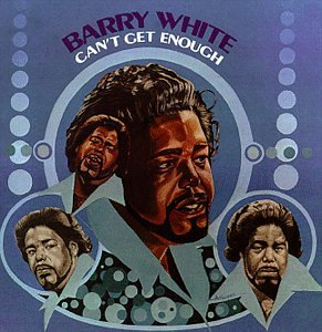 Barry White You're The First, The Last, My Everything cover art