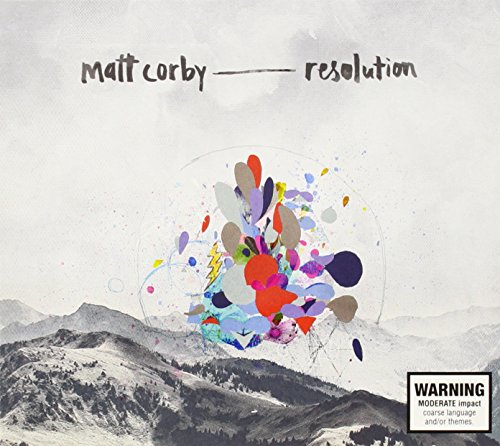Matt Corby Resolution cover art