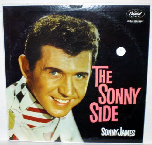 Sonny James Young Love cover art