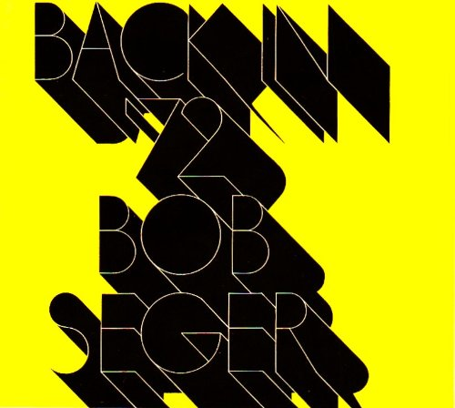 Bob Seger Turn The Page cover art