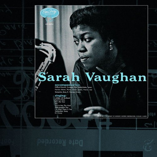 Sarah Vaughan Jim cover art