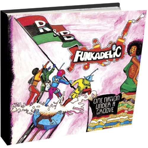Funkadelic One Nation Under A Groove cover art