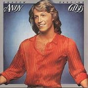Andy Gibb Shadow Dancing cover art