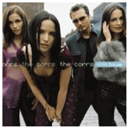 The Corrs Breathless cover art