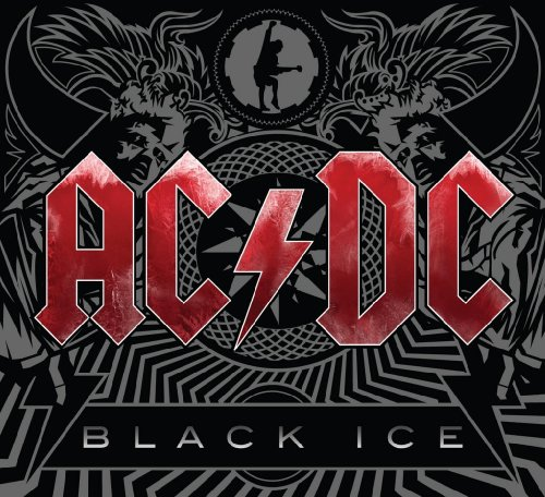AC/DC Black Ice cover art
