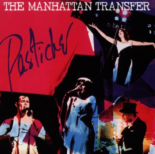 The Manhattan Transfer Four Brothers (arr. Paris Rutherford) cover art
