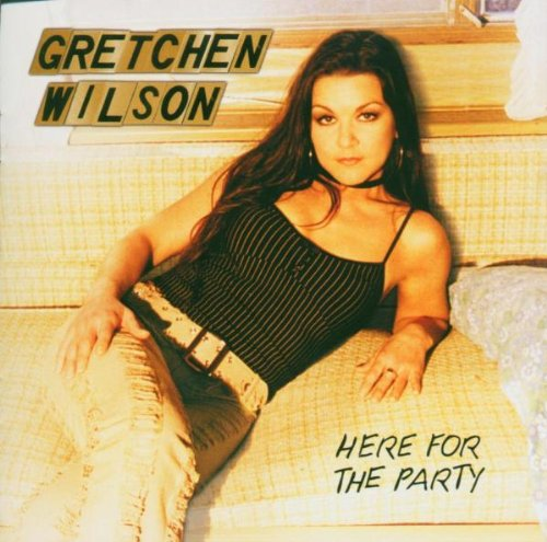 Gretchen Wilson Holdin' You cover art