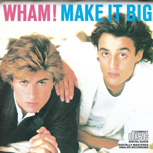 Wham! Wake Me Up Before You Go Go cover art