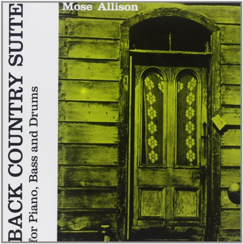 Mose Allison Lost Mind cover art