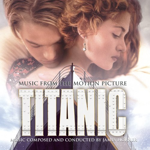 "James Horner ""Hard To Starboard"" cover art"