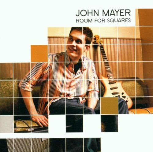 John Mayer City Love cover art