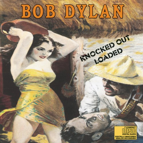 Bob Dylan Brownsville Girl cover art