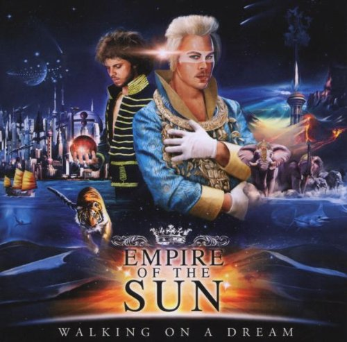 Empire Of The Sun Standing On The Shore cover art