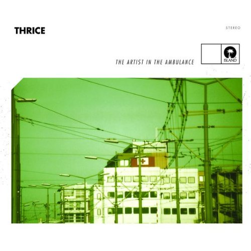 Thrice All That's Left cover art