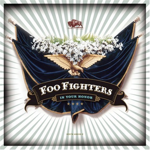 Foo Fighters Resolve cover art