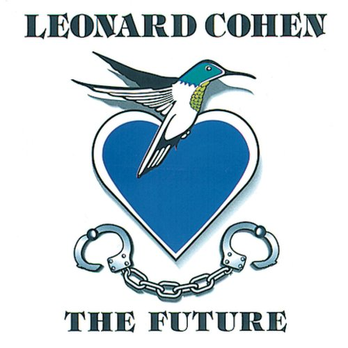 Leonard Cohen Anthem cover art