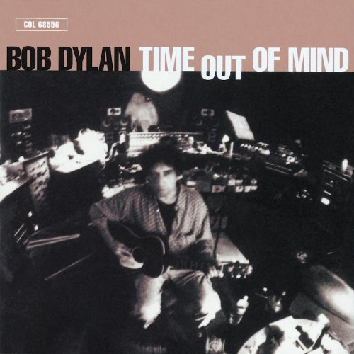 Bob Dylan Cold Irons Bound cover art