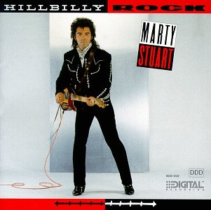 Marty Stuart Hillbilly Rock cover art