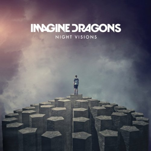 Imagine Dragons Bleeding Out cover art