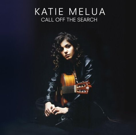 Katie Melua I Think It's Going To Rain Today cover art