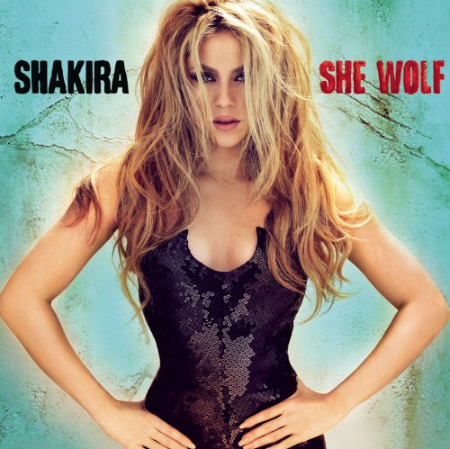 Shakira Did It Again cover art