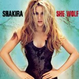 She Wolf sheet music by Shakira