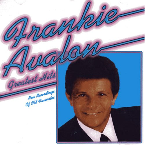 Frankie Avalon Why cover art