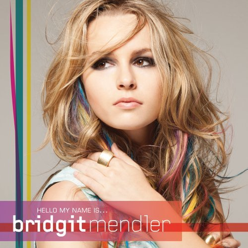 Bridgit Mendler Hurricane cover art