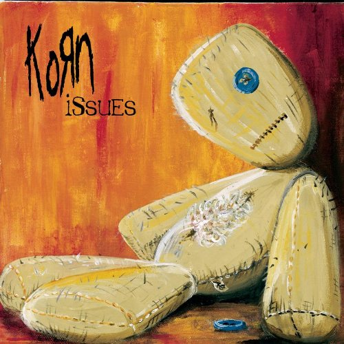 Korn Falling Away From Me cover art