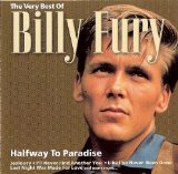 Halfway To Paradise sheet music by Billy Fury